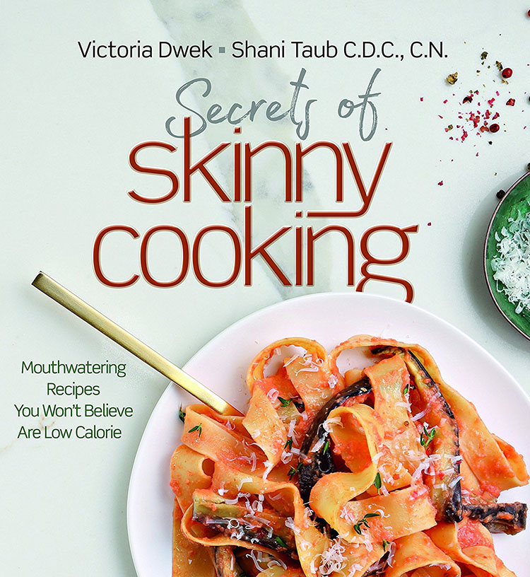 Secrets Of Skinny Cooking, credit Amazon