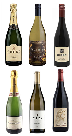 Thanksgiving Wines for 2017