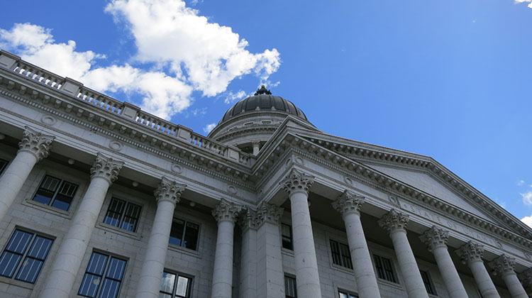 Things To Do In Salt Lake City - state capitol building