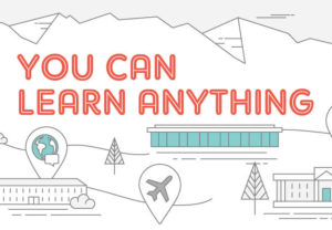 University Of Utah Lifelong Learning. logo