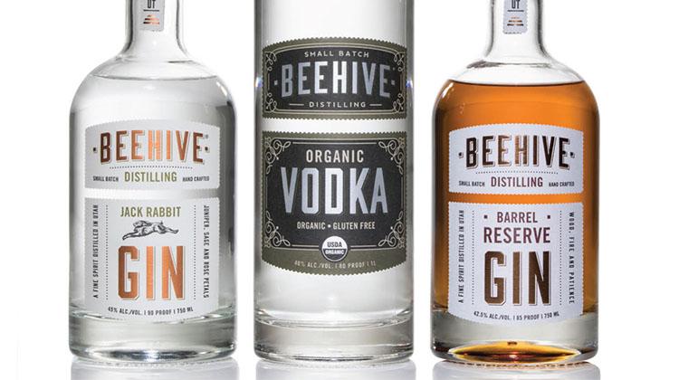 Beehive Distillery lineup