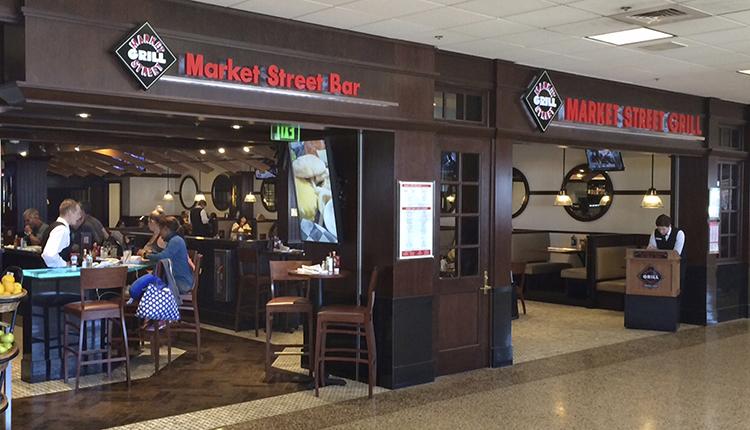 Market Street airport - Credit, SLC airport