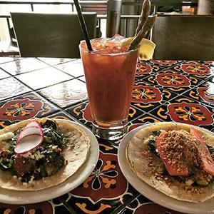 Alamexo Cantina - one dollar tacos