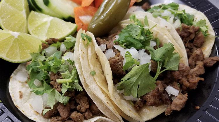 Don Chuy's Taco Shop - tacos. Credit, Don Chuy's