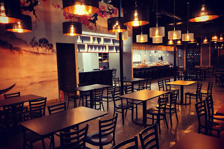 Itto Sushi Orem location interior. Credit, Itto Sushi