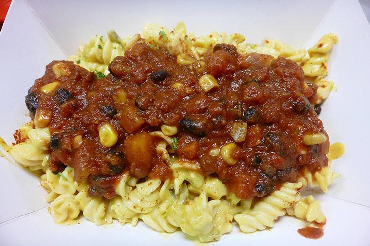Lil Lotus - chickpea rotini pasta. Credit, Pure Food