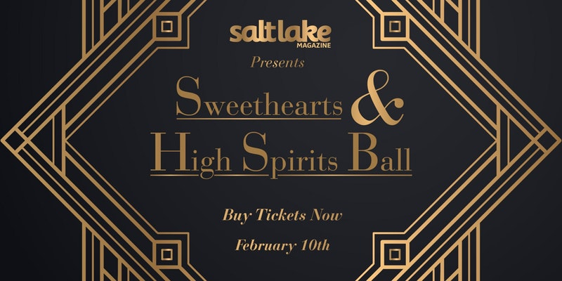 Sweethearts and High Spirits Ball 2018