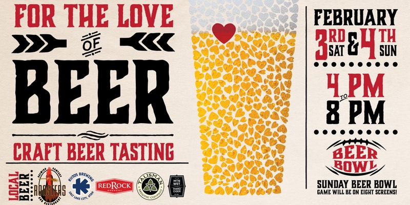 For The Love Of Beer 2018