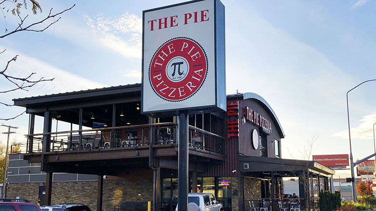 The Pie Pizzeria - new 33rd location