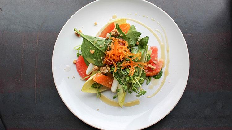 Avenues Proper - citrus salad (Avenues Proper)