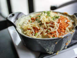 Avenues Proper - poblano mac and cheese (Avenues Proper)