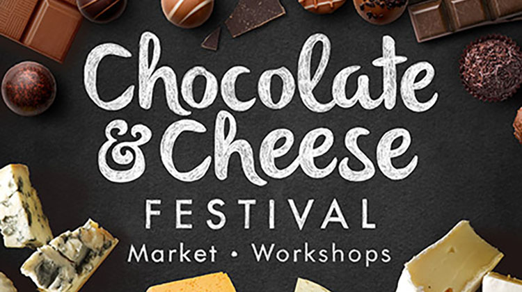 Chocolate And Cheese Festival at NHMU