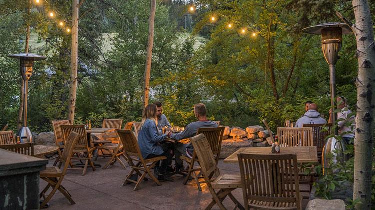 Owl Bar - outdoor patio seating (Owl Bar)
