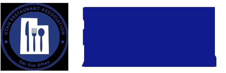 Utah Restaurant Association logo