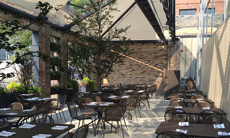 Best patio dining in salt lake city 2018 gastronomic for Current fish and oyster