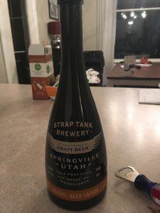 Strap Tank Brewing