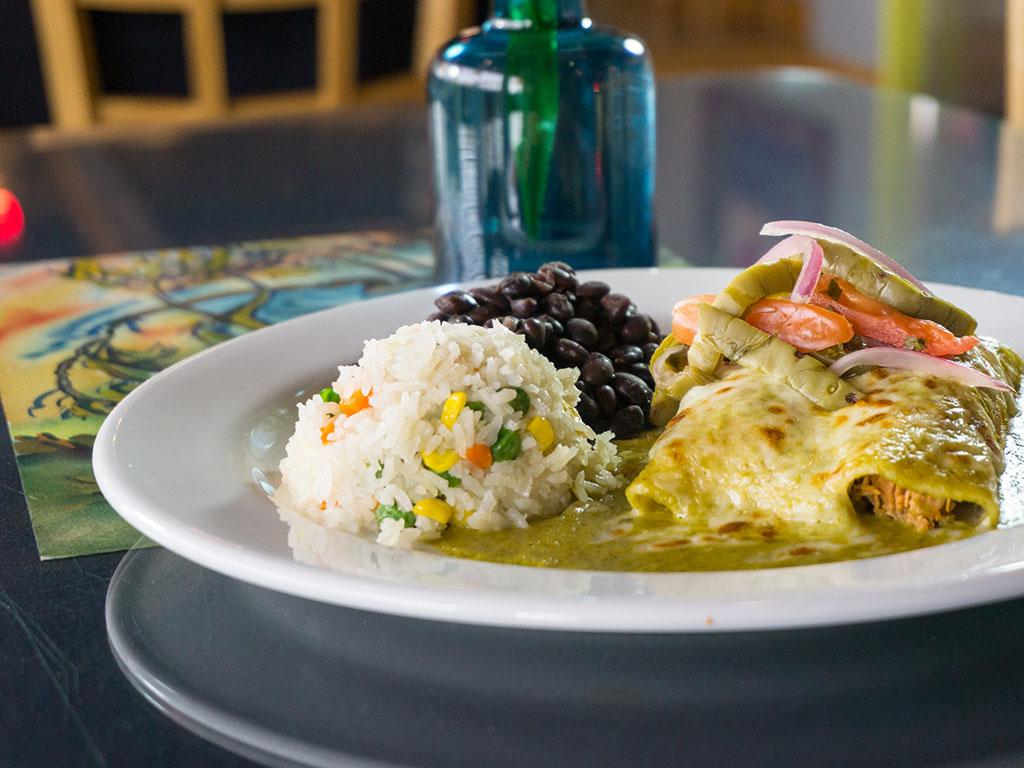 Rico Cocina Y Cantina - enchiladas