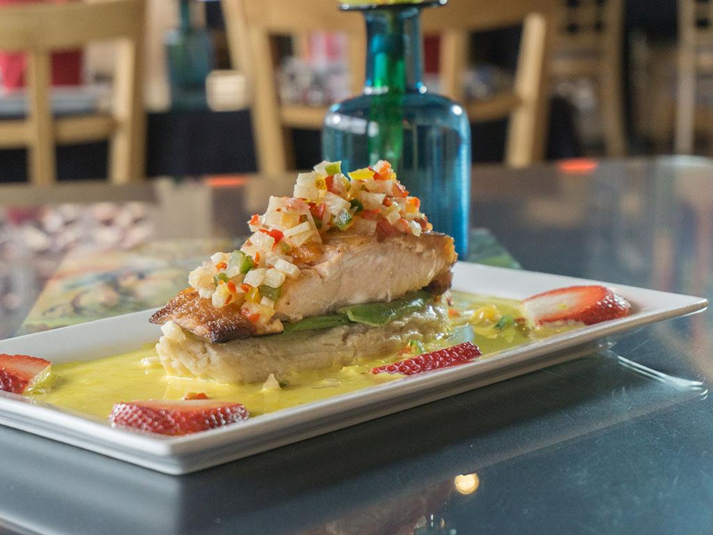 Rico Cocina Y Cantina - salmon