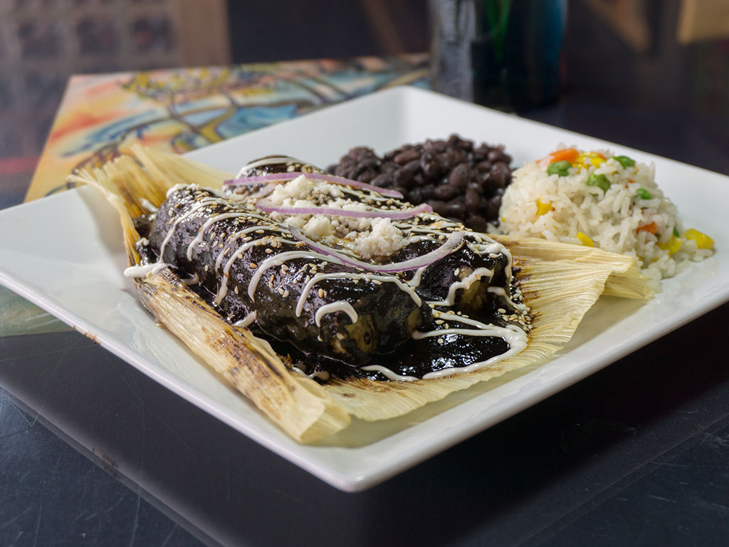 Rico Cocina Y Cantina - tamale