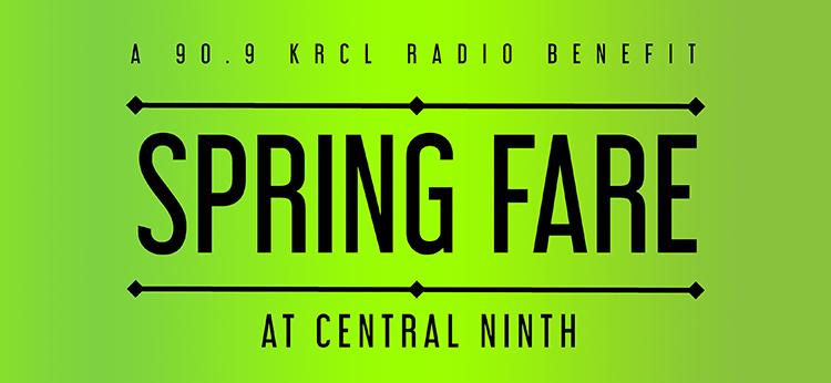 Spring Fare At Central Ninth