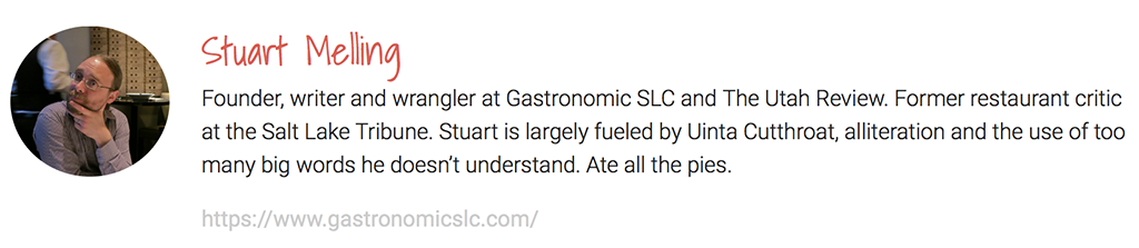 Stuart author bio