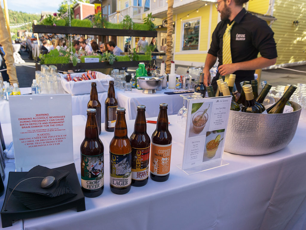 Wine, beer, cocktails and more at Cuisine Unlimited Savor in 2017