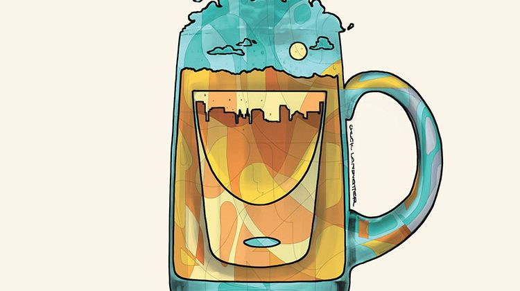 Events: Brewstillery 2018, Craft Beer Week, Pub Crawl