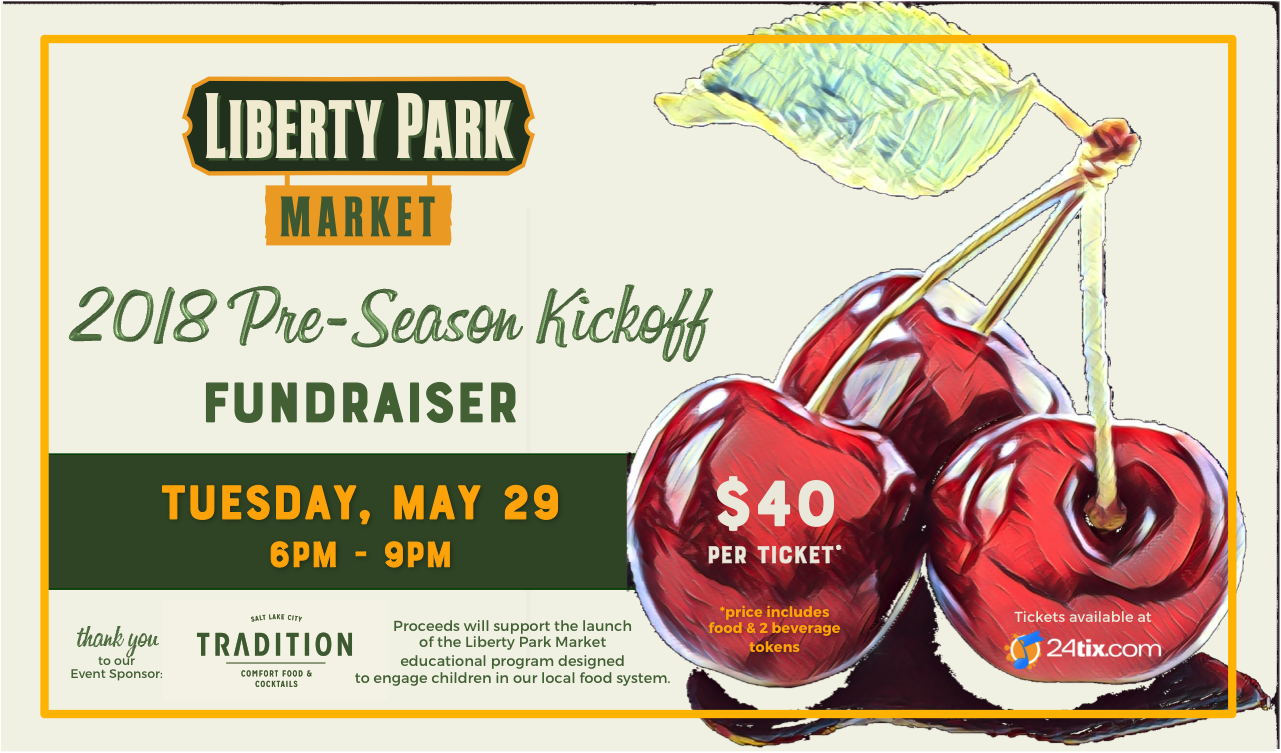 Liberty Park Fundraiser kick off