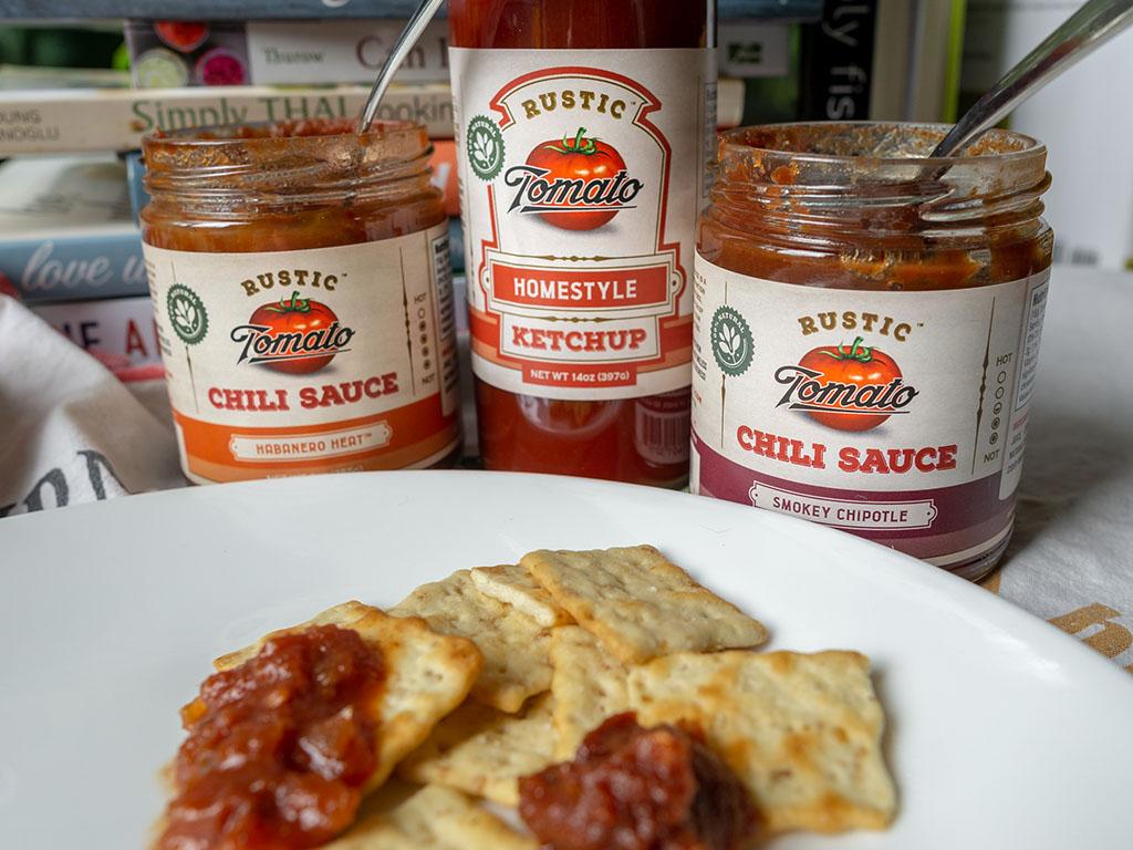 Rustic Tomato sauces