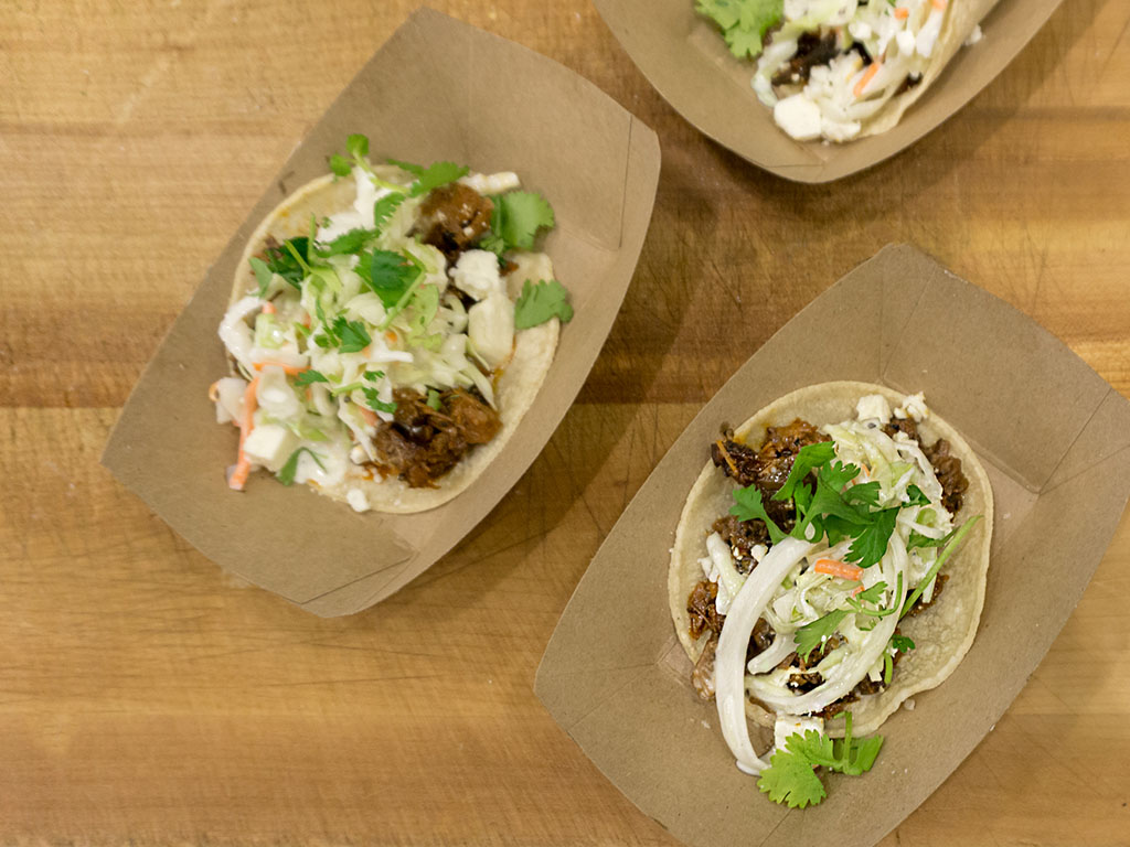 Tastemakers 2017 - VIP food R and R tacos