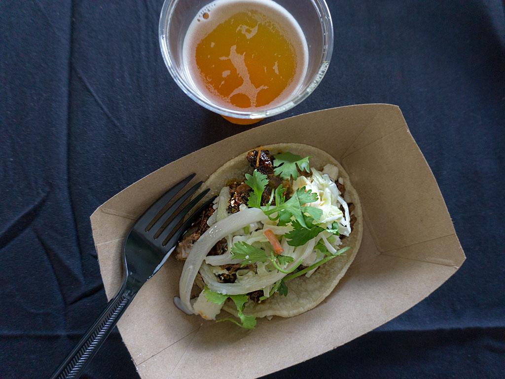 Tastemakers 2017 - VIP food RnR tacos