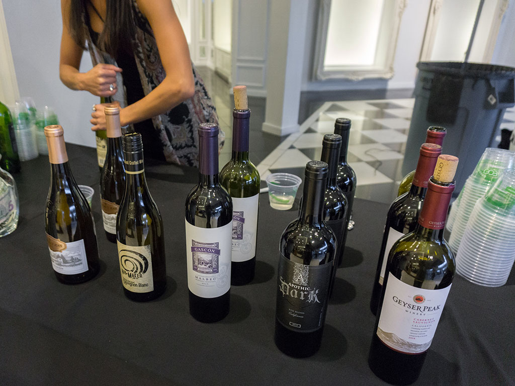 Tastemakers 2017 - VIP wine selection