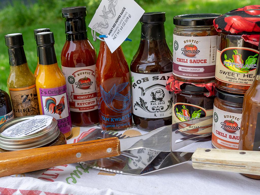 Utah BBQ products
