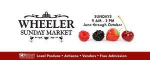 Wheeler Farm Sunday Market (Wheeler Farm)