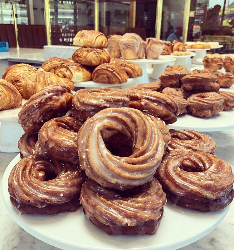 Beaumont Bakery And Cafe - French Crullers (thefoodslutah)