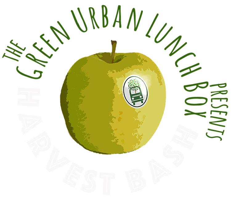 Green Urban Lunch Box Harvest Bash logo