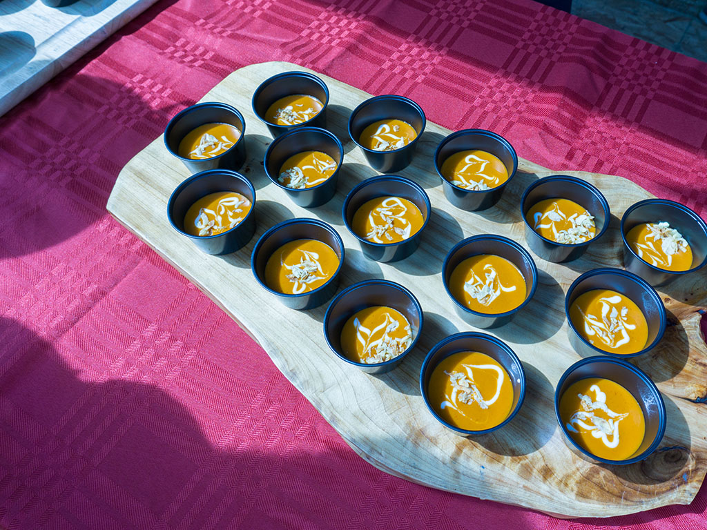 Taste Of The Wasatch 2017 - Chaia Cucina bisque