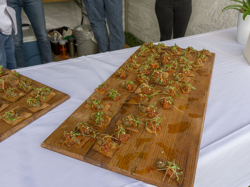 Taste Of The Wasatch 2017 - Copper Onion dish