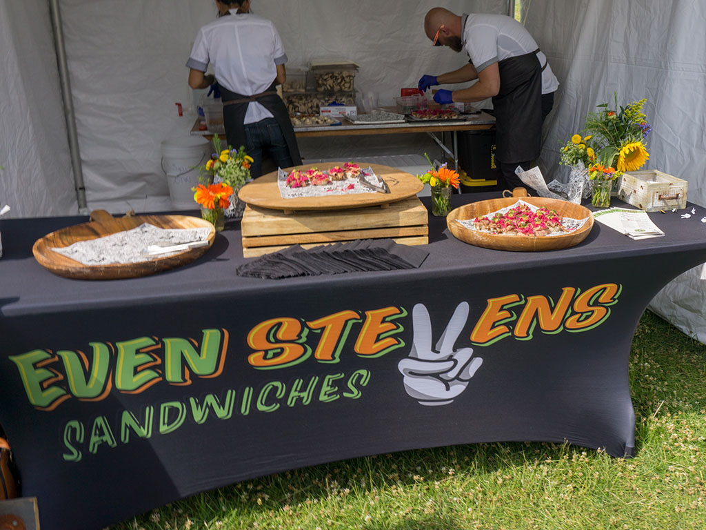 Taste Of The Wasatch 2017 - Even Stevens