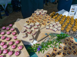 Taste Of The Wasatch 2017 - Park City Culinary Institute desserts