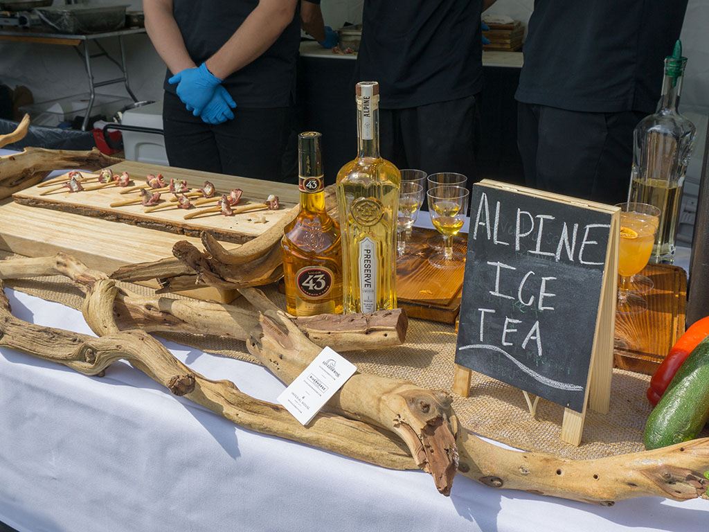 Taste Of The Wasatch 2017 - Riverhorse Alpine Ice Tea