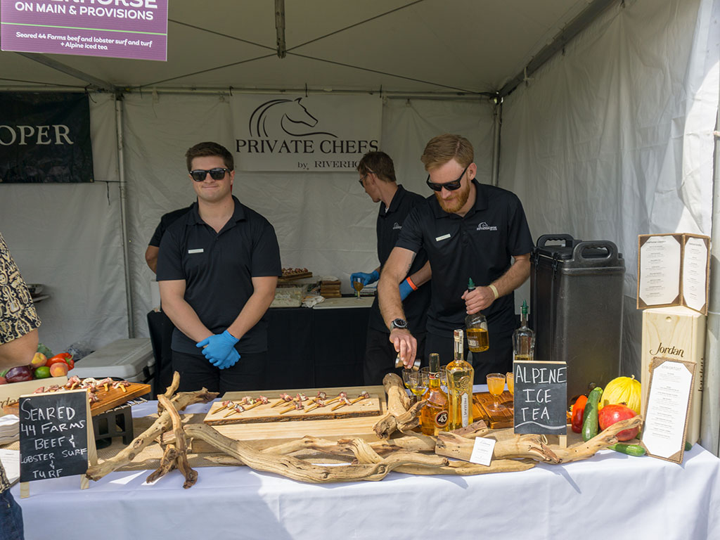 Taste Of The Wasatch 2017 - Riverhorse