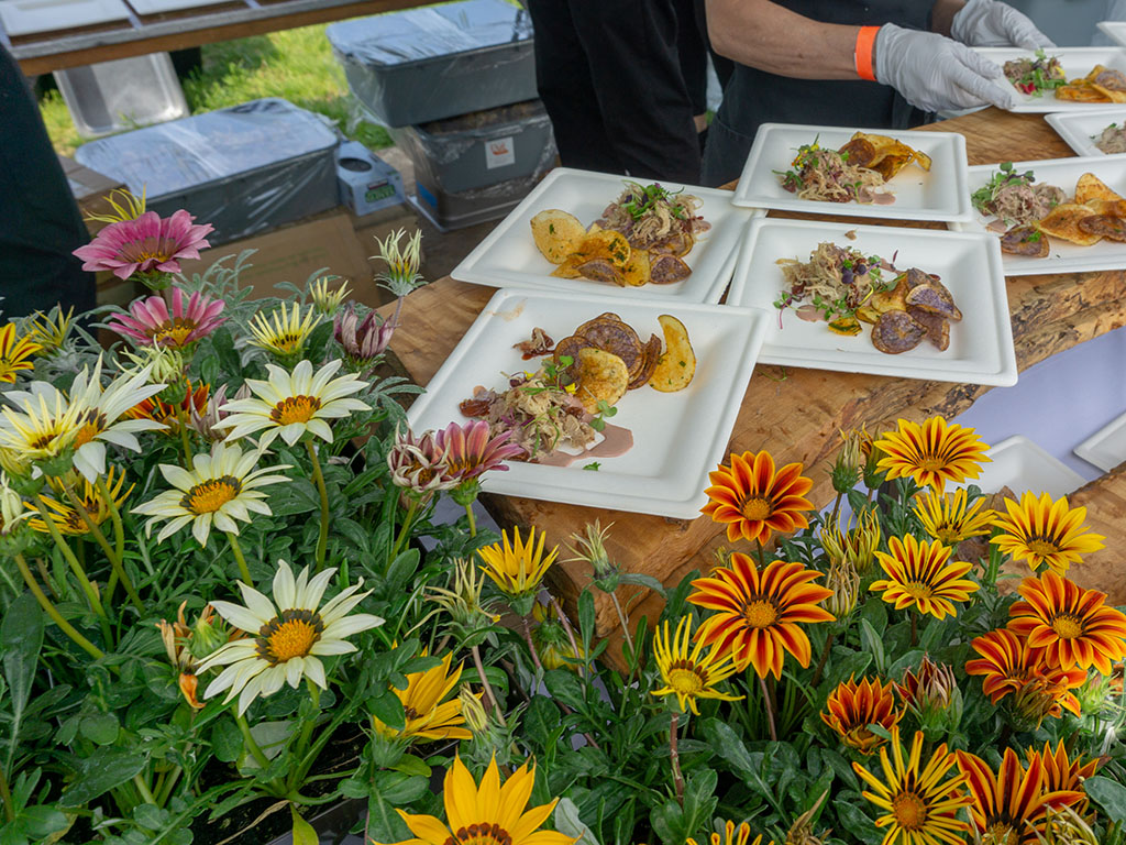 Taste Of The Wasatch 2017 - The Blended Table