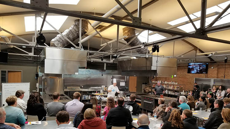 Park City Culinary Institution - demo (PCCI)
