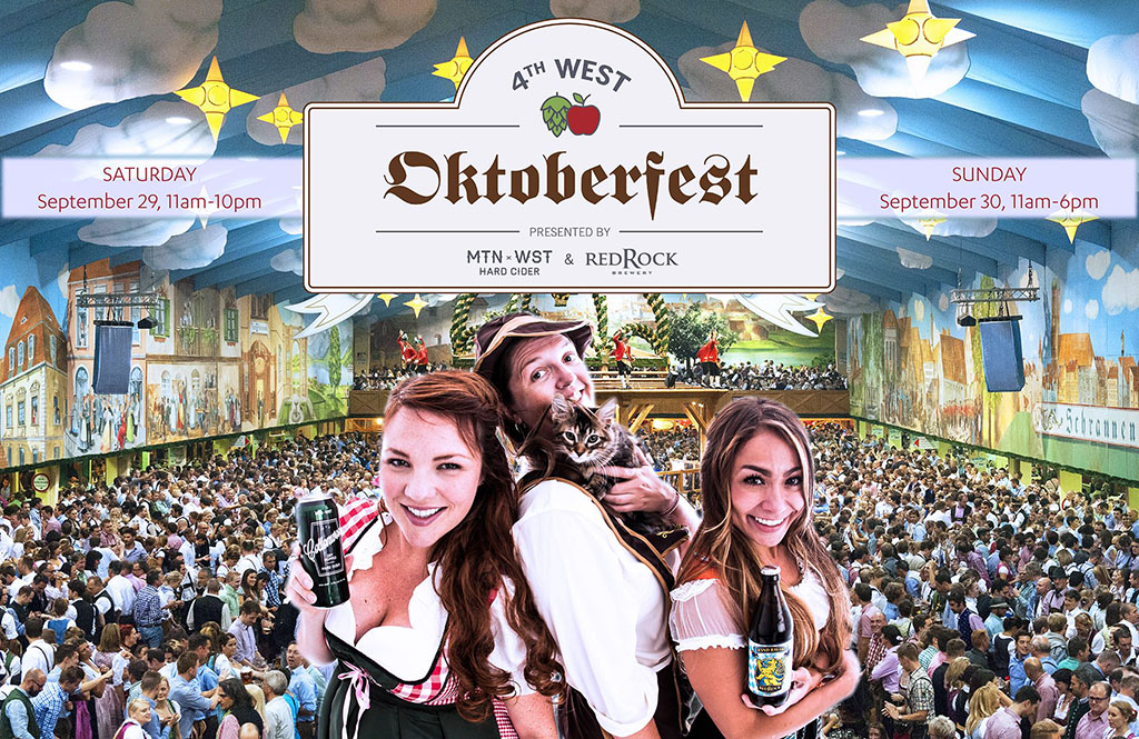 4th West Oktoberfest 2018