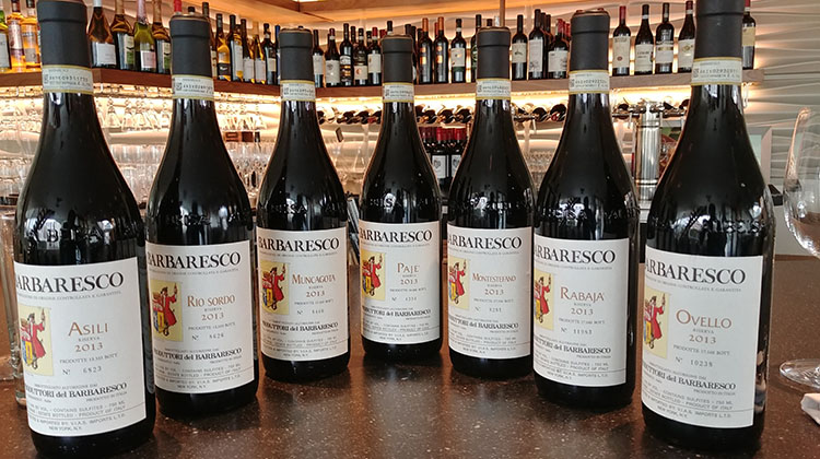 Barbaresco wines in focus at Stanza