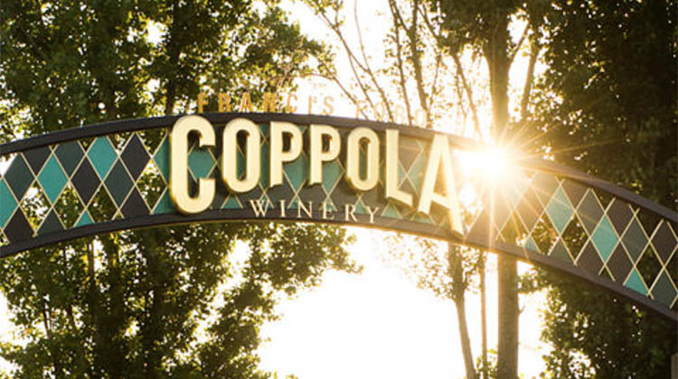 Coppola Winery sign (Coppola Winery)