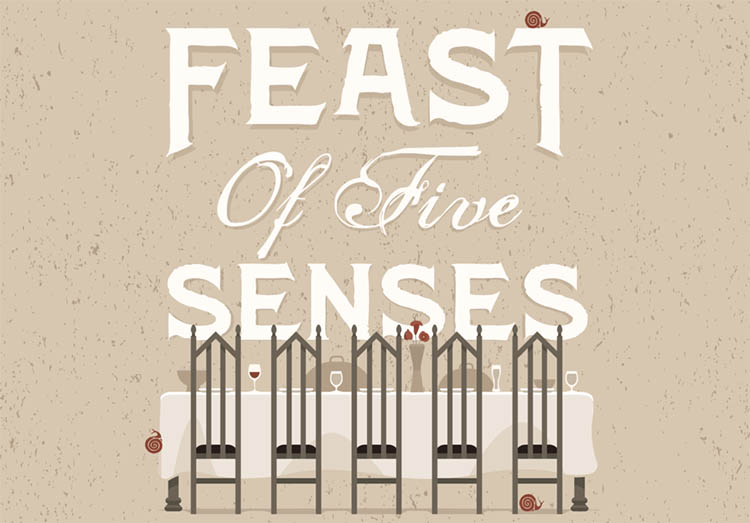 Feast Of The Five Senses 2018