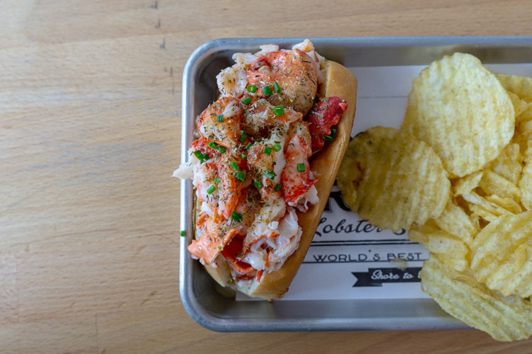 Best Slc Restaurants 2018 Freshies Lobster Co Roll