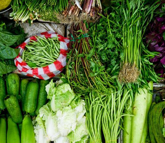 Various vegetables (Lou Liebau | Unsplash)
